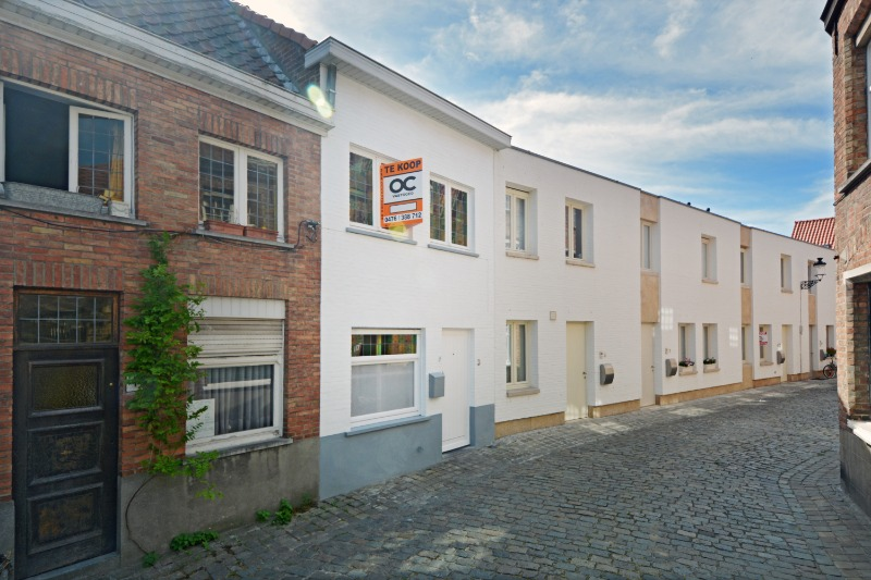 Instapklare starterswoning in centrum Brugge