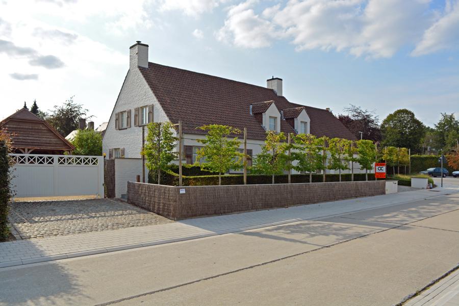 Prachtig gerenoveerde villa langs het Sterrebos
