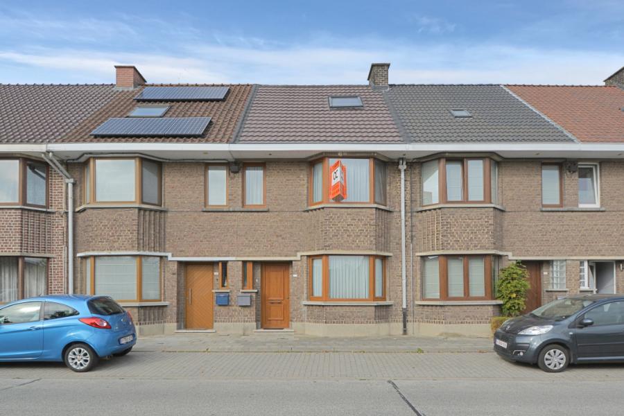 Instapklare rijwoning nabij centrum Oudenaarde