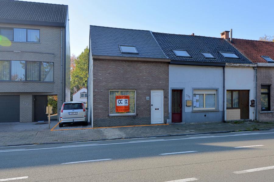 Ideale starterswoning met 2 slaapkamers in Erembodegem