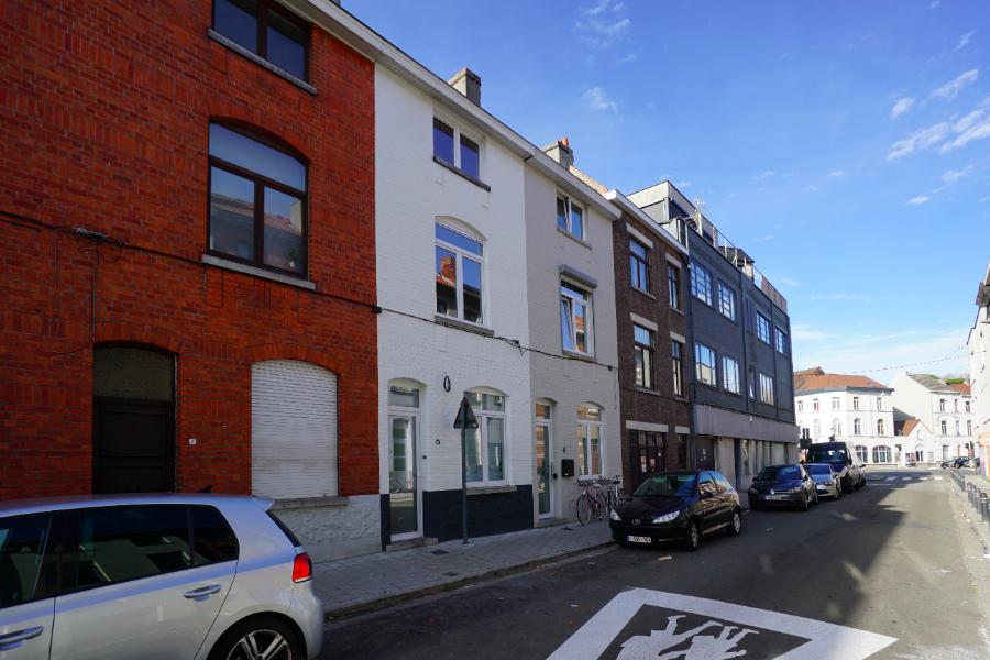 Top renovatie te Gent