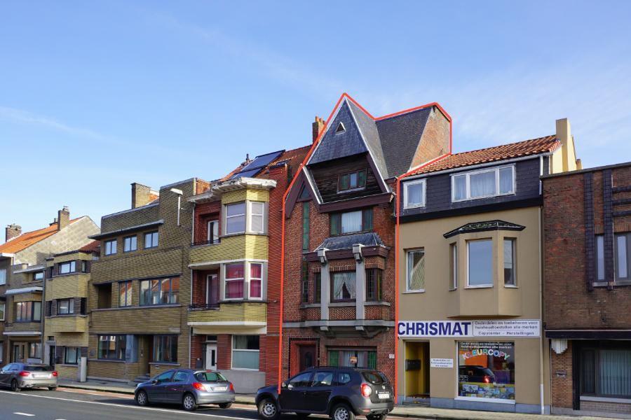 Te renoveren Herenwoning centrum Deinze