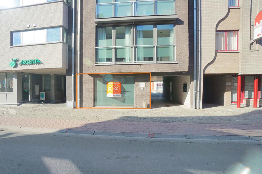 Instapklaar gelijkvloersappartement in centrum Erembodegem