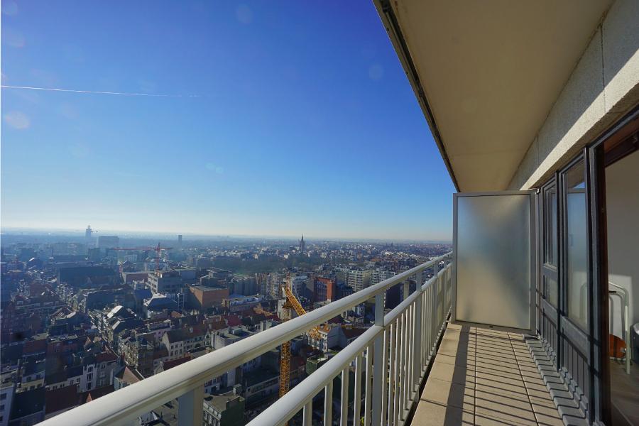 gemeubeld Appartement in de toren van Oostende