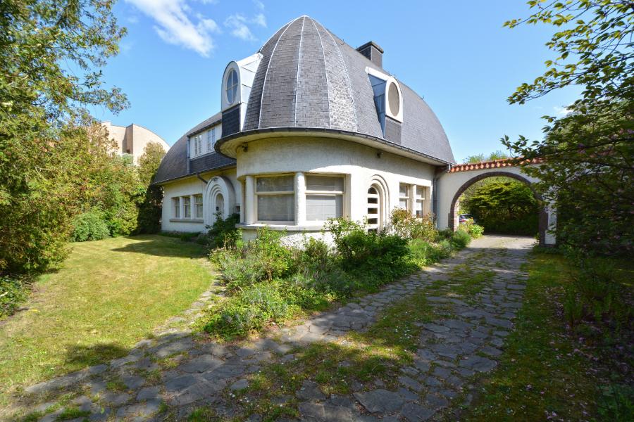 Unieke art-deco villa met veel mogelijkheden
