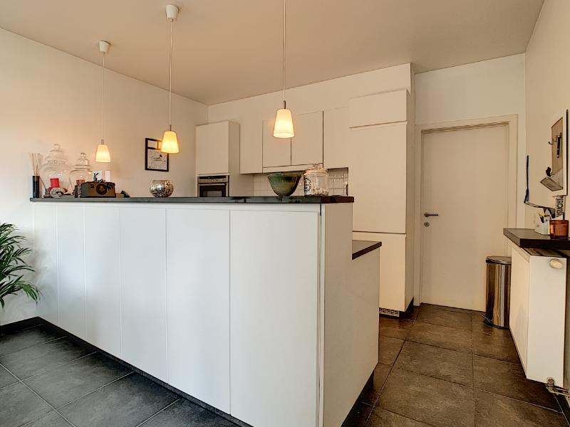 Instapklaar gelijkvloers appartement in centrum Brakel