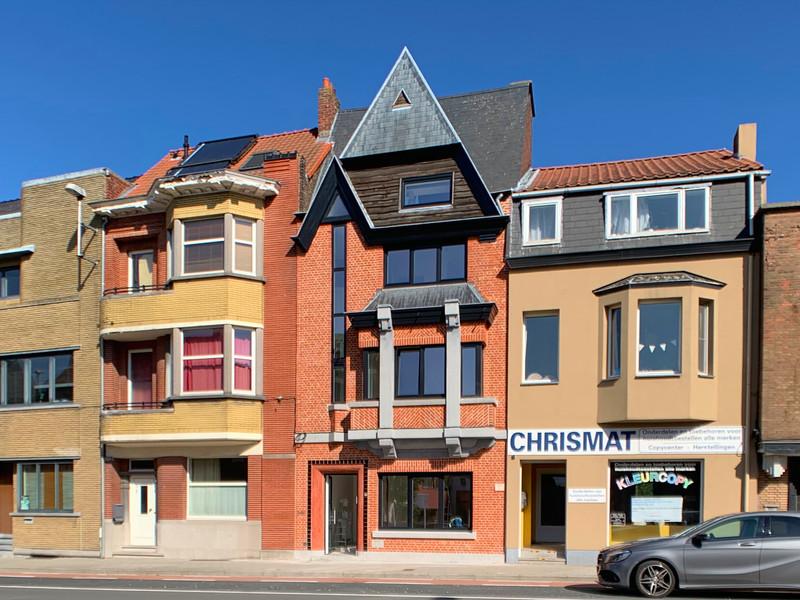 Prachtig gerenoveerd herenhuis centrum Deinze