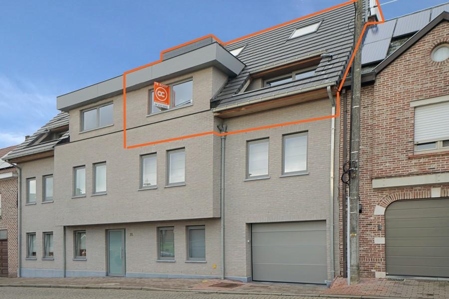 Recent duplex appartement (2015) met 2 terrassen