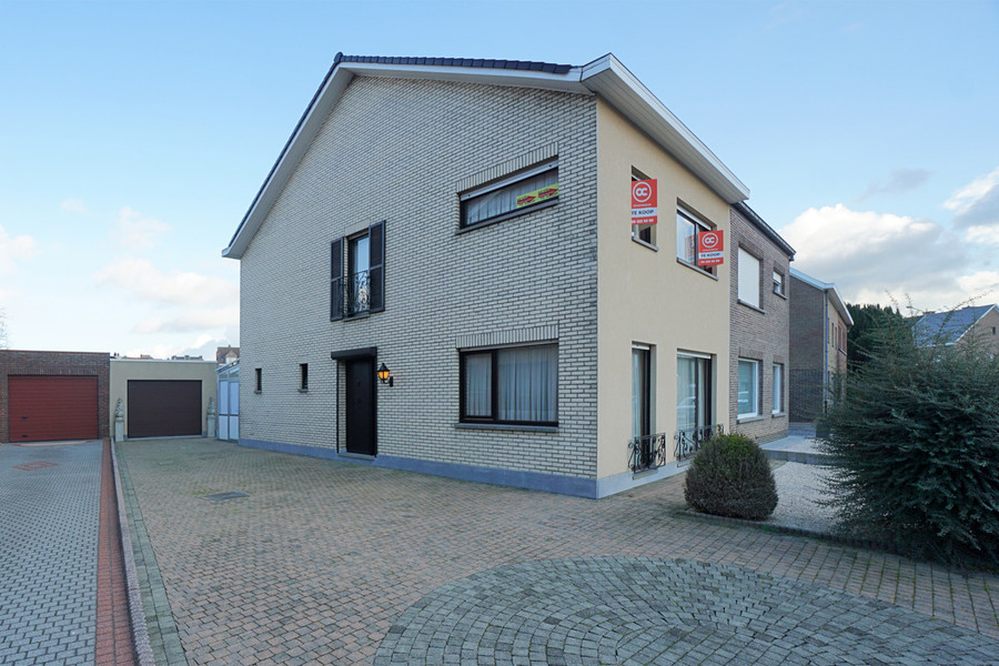 Solide HOB met 3 slaapkamers op wandelafstand centrum Zottegem
