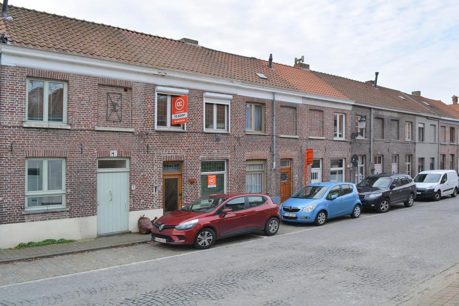 Starterwoning centrum Brugge in groene omgeving.