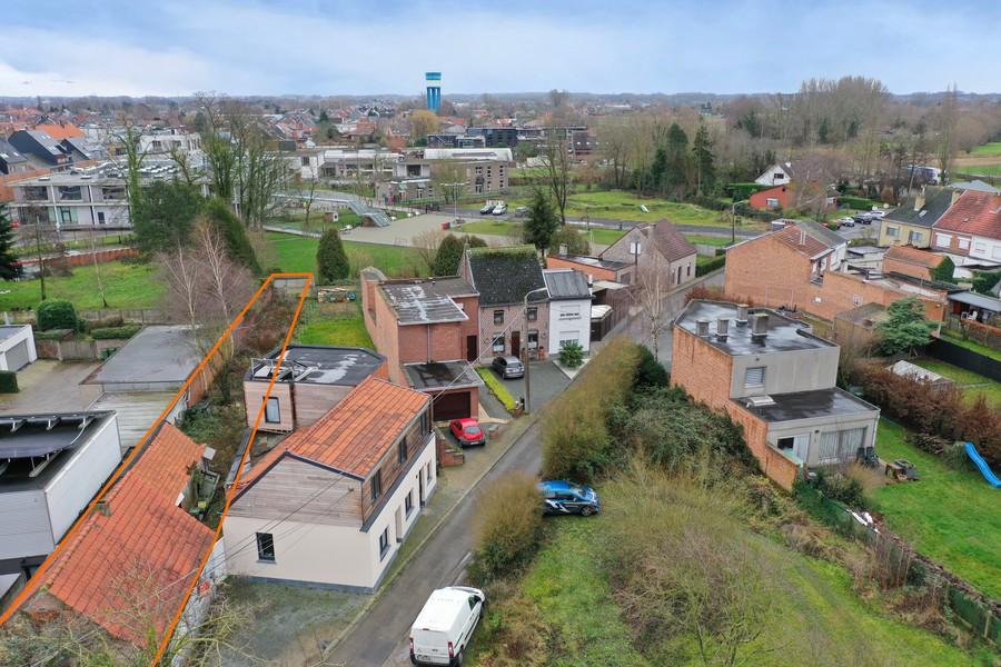 Interessant renovatieproject op topligging in centrum Lebbeke!
