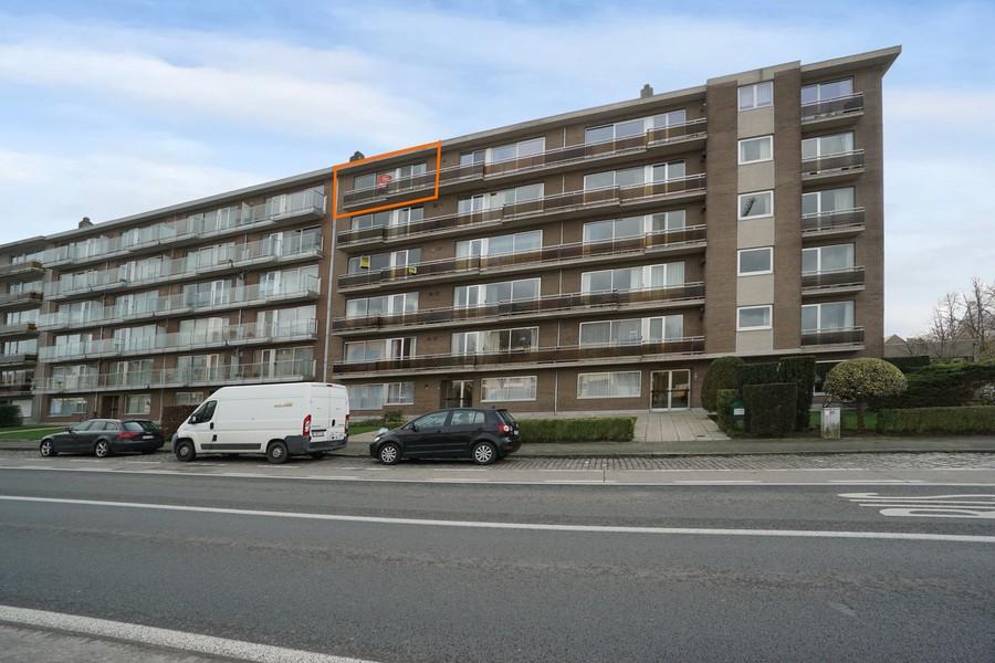 Op te frissen appartement in centrum Dendermonde