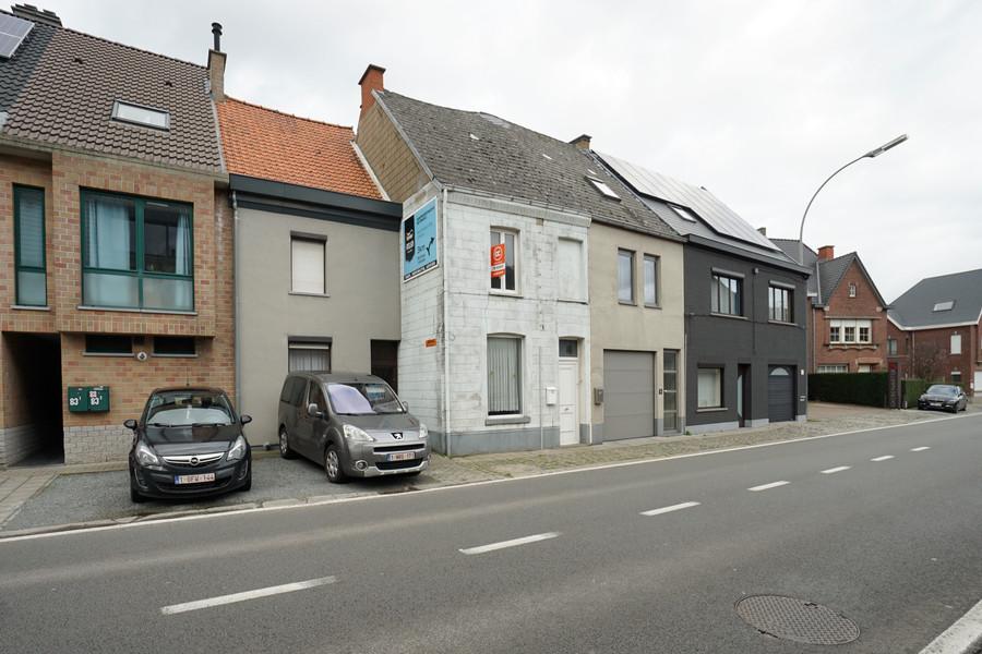 Volledig te renoveren woning nabij centrum Zottegem