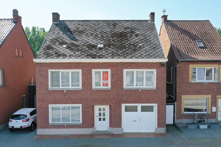Rustig gelegen woning met 4 slpk, garage en tuin