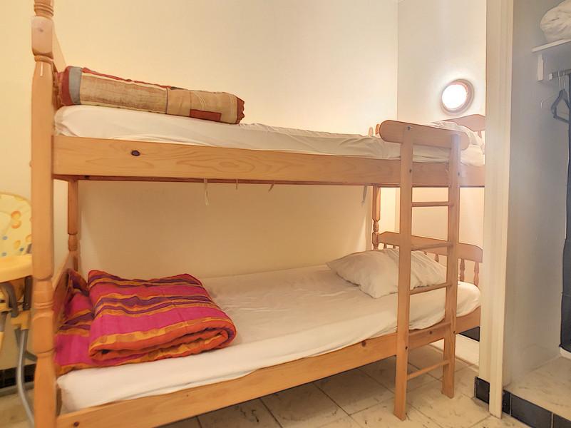 3 slpk appartement met zijdelings zeezicht