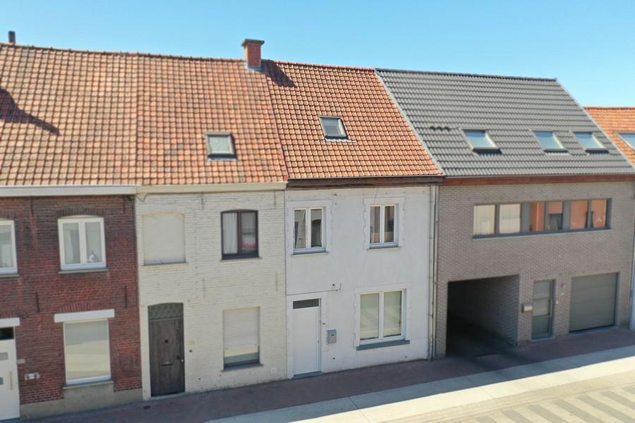 Instapklare woning met 3 slaapkamers (centrum Roeselare)