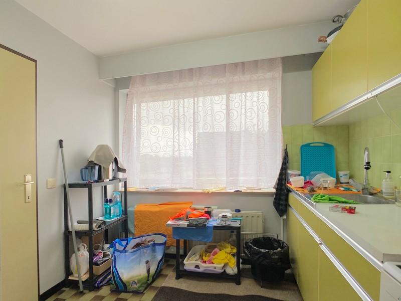 Ruim twee slaapkamerappartement met garage!