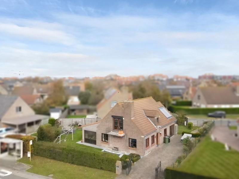 Ruime instapklare open bebouwing te Nieuwpoort