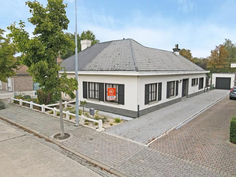 Residentieel gelegen HOB met 3 slpk, garage en tuin