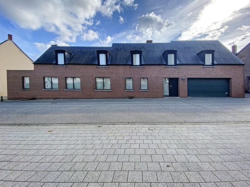 Vrijstaande woning op goede locatie te Dikkelvenne (Gavere)!