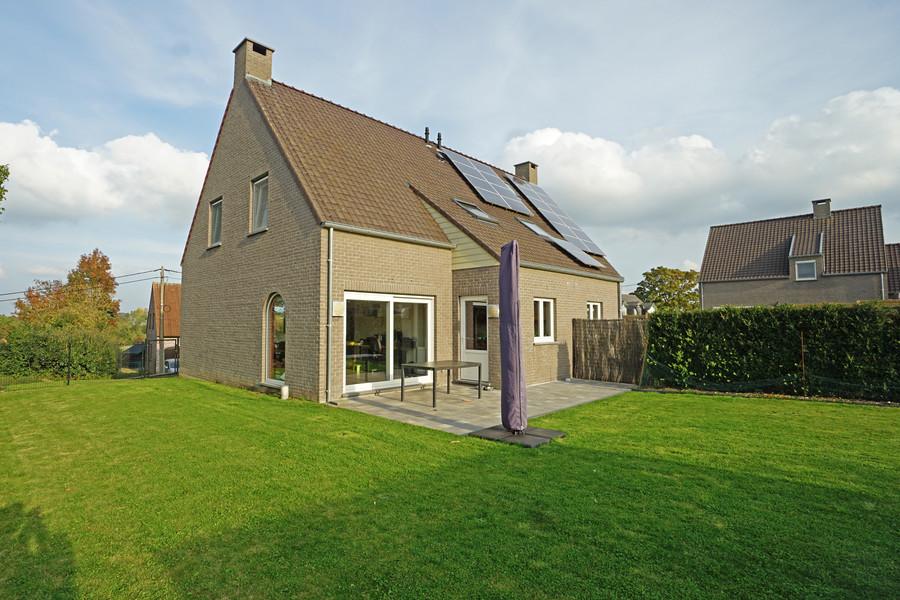 Recente HOB met 3 slaapkamers en tuin in Horebeke