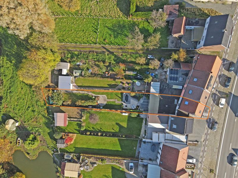 Leuke starterswoning met tuin in Erpe-Mere