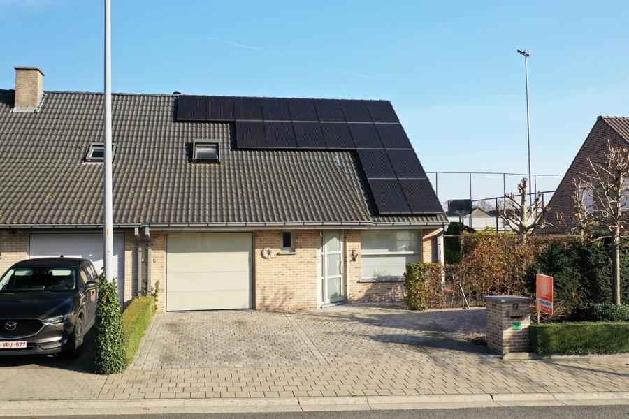 Perfect onderhouden gezinswoning met zongerichte tuin, op goede locatie!