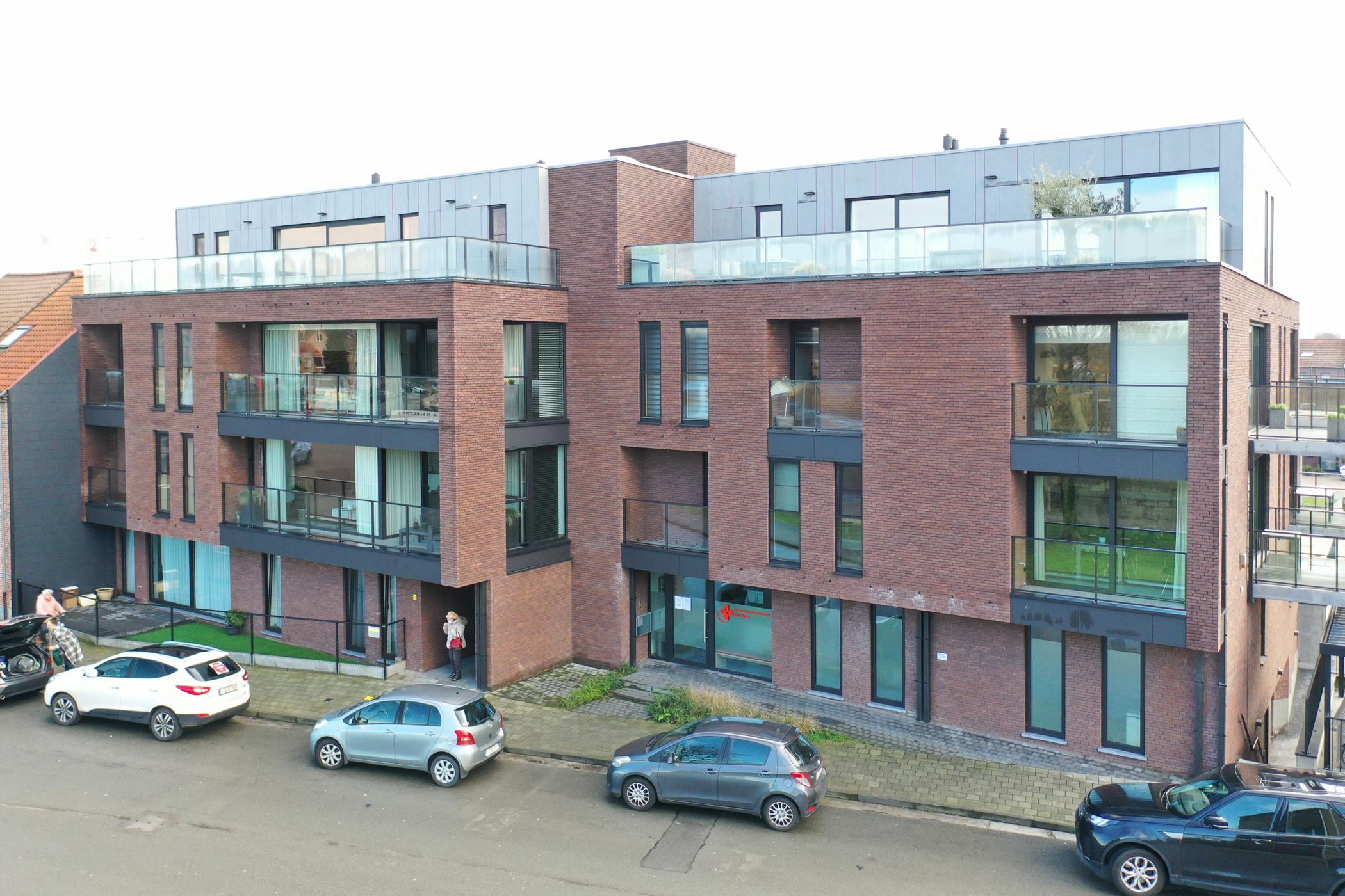Prachtig nieuwbouwappartement met grote tuin
