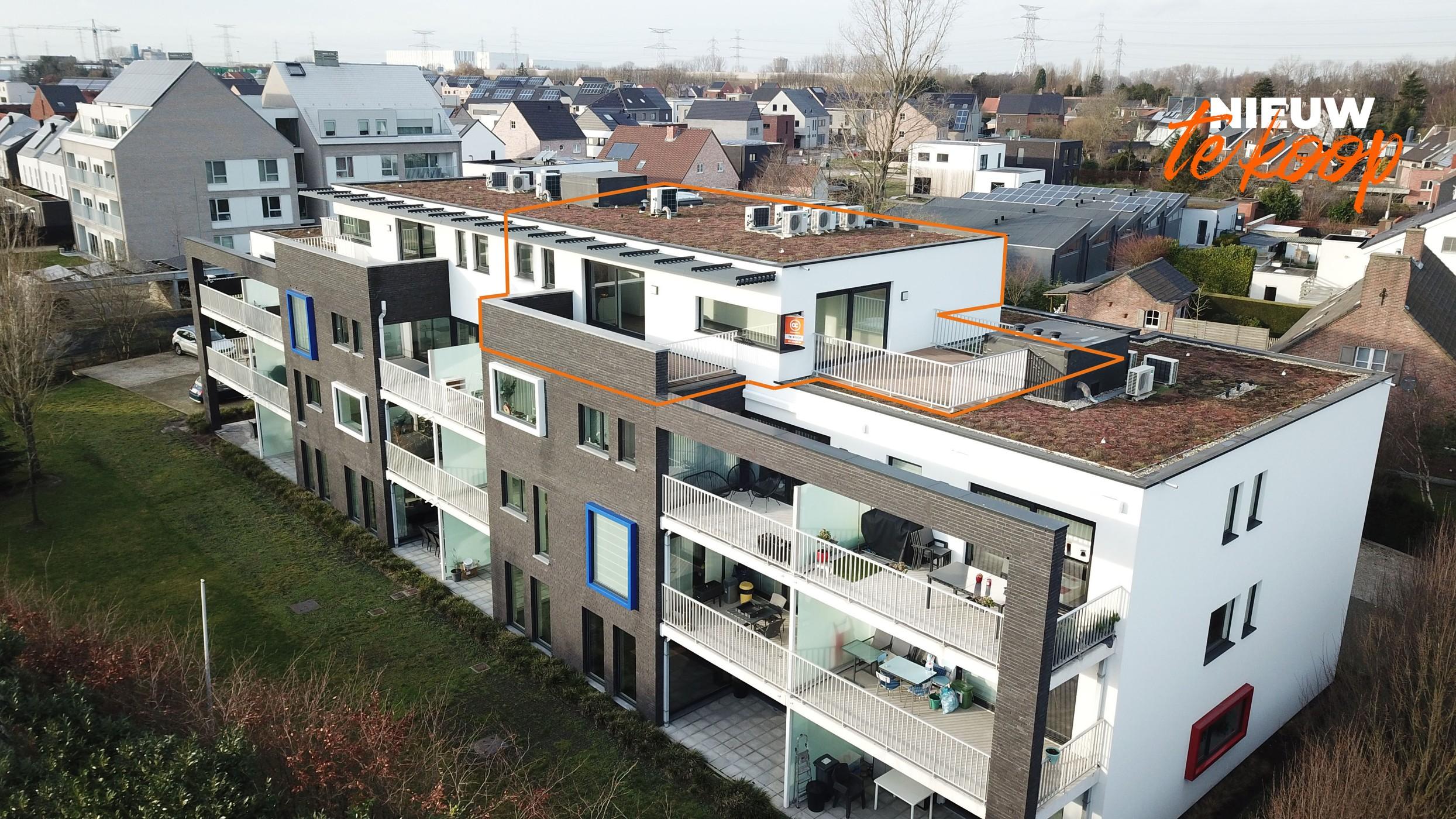 Prachtig nieuwbouw appartement met 3 slaapkamers op uitstekende locatie