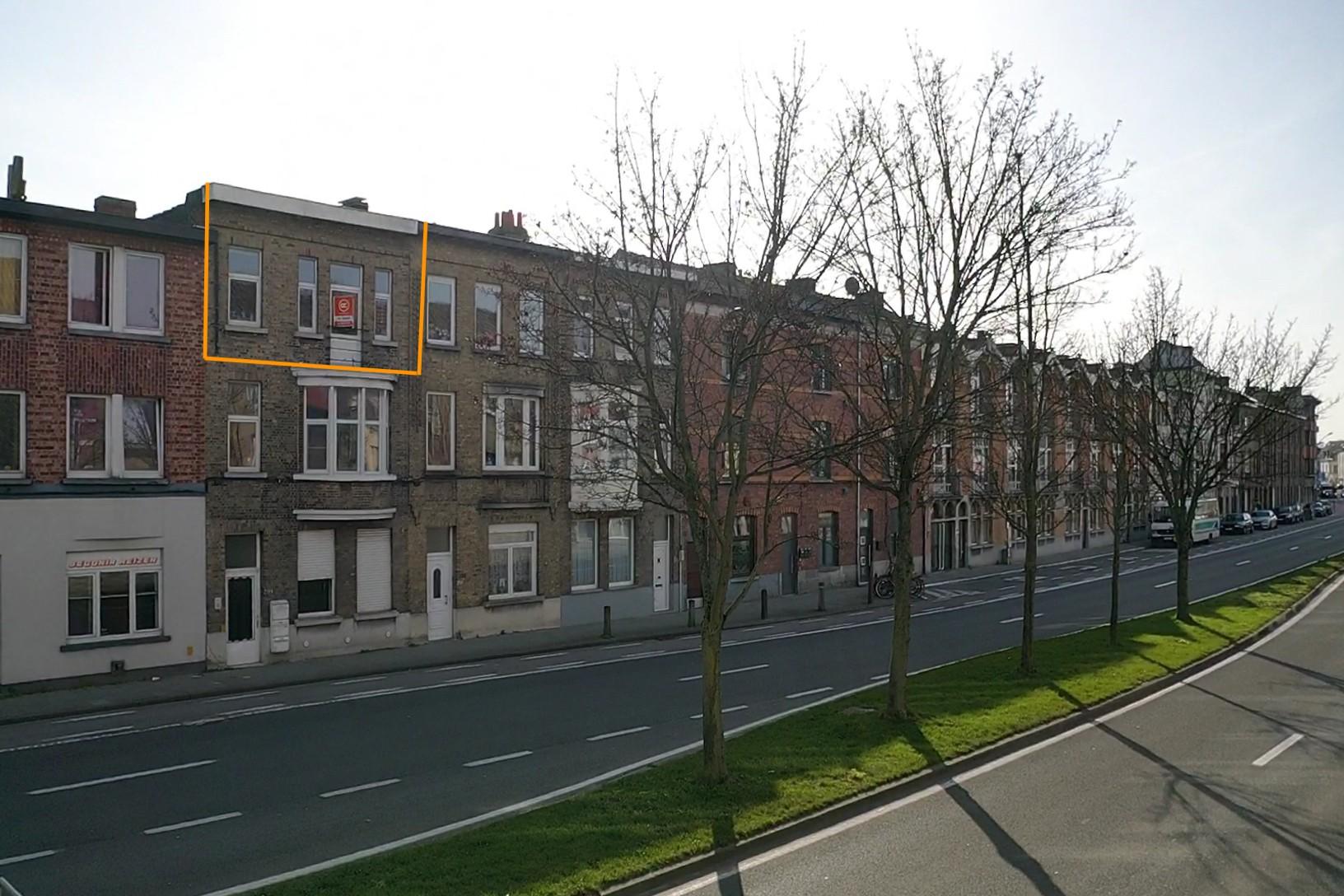 Charmant 2 slpk appartement te Gent