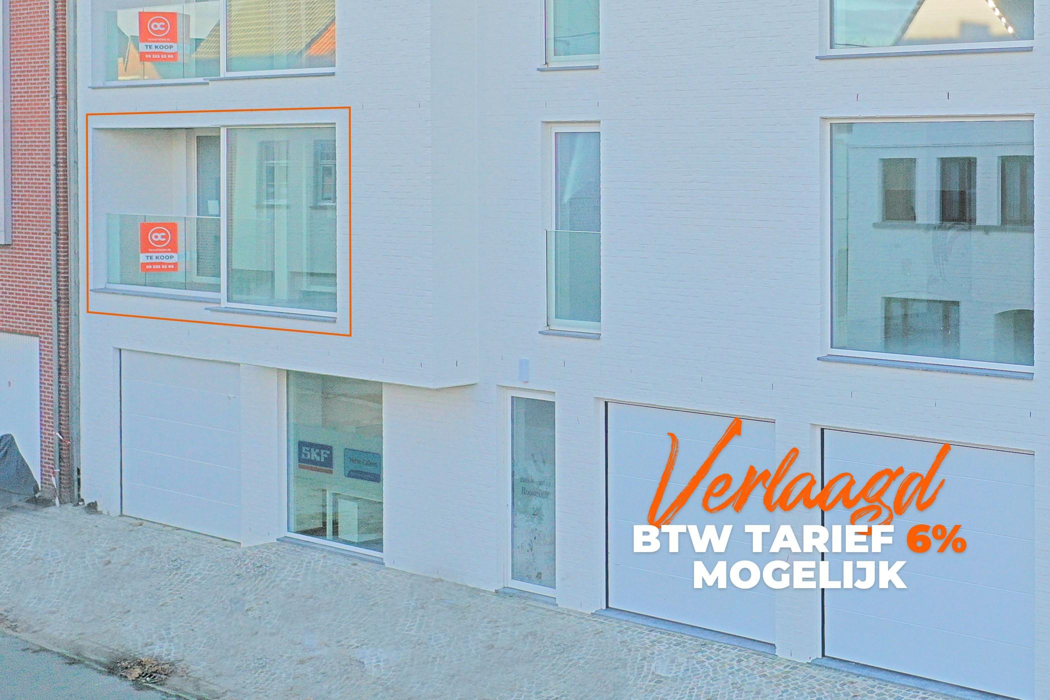 2 slaapkamer appartement Residentie Roosevelt -  - NS-038 Residentie Roosevelt 1.8CCC