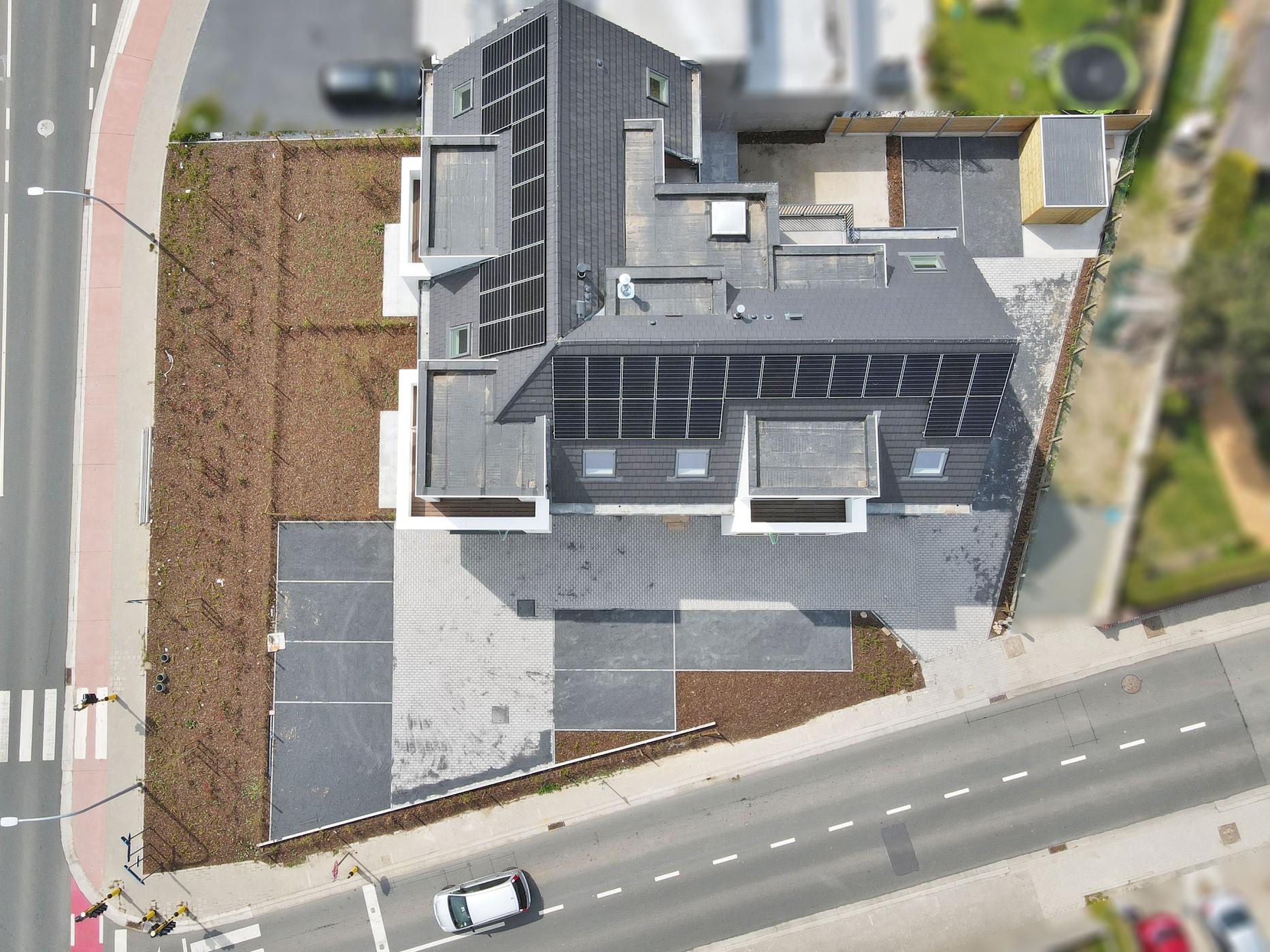 Luxueus en lichtrijk nieuwbouwapp. met 1 slpk en parkeerplaats