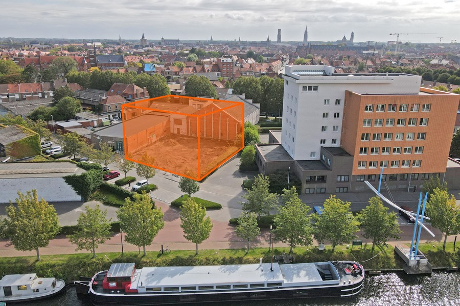 Exclusief nieuwbouw tweeslaapkamer appartement op unieke ligging te Brugge (6% BTW mogelijk!) -  - NVB096app0.3