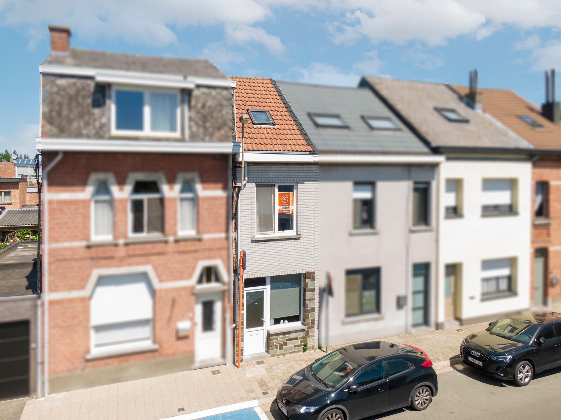 Instapklare 2 slk woonst met tuin te Dendermonde