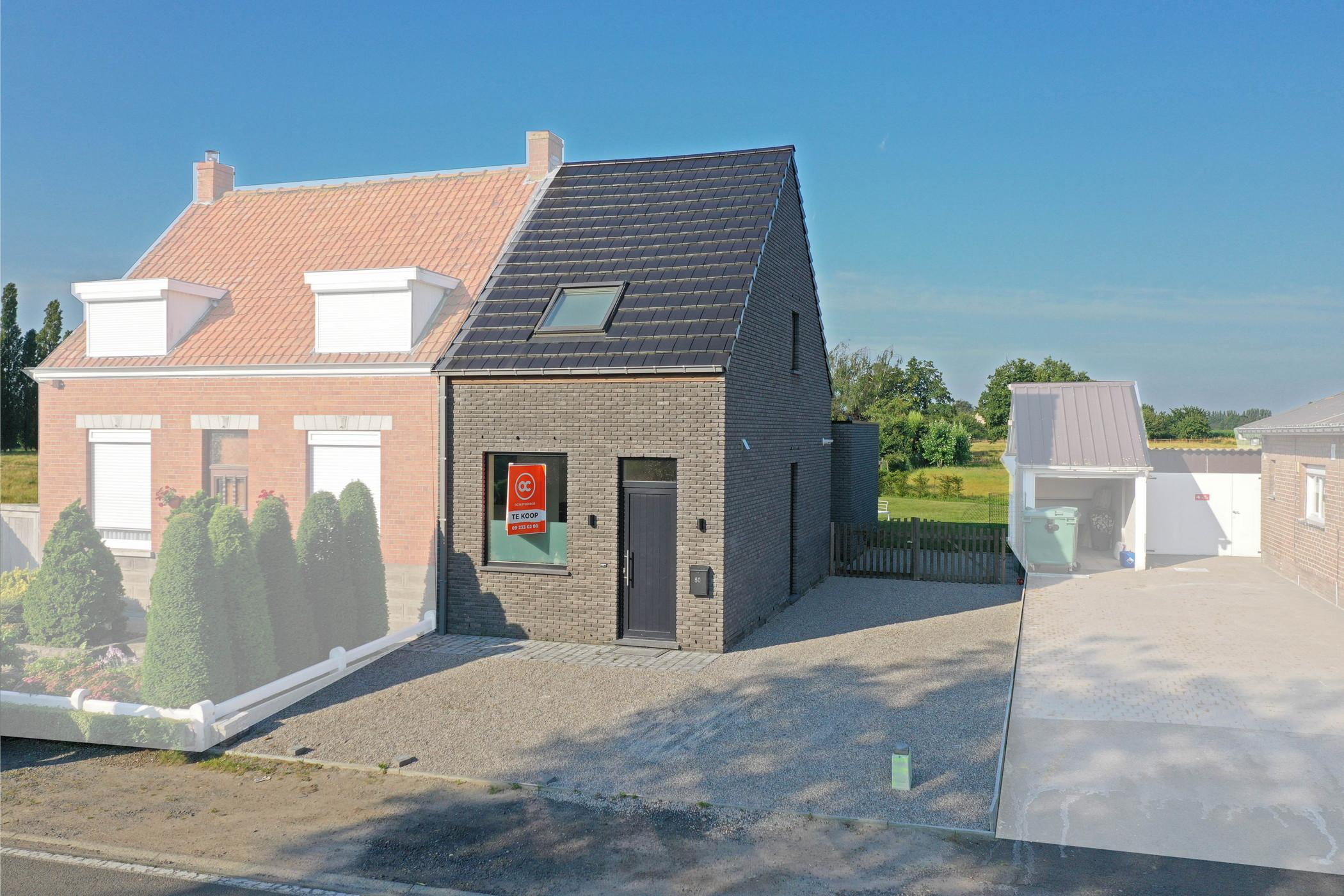 Gerenoveerde woning met riante tuin!