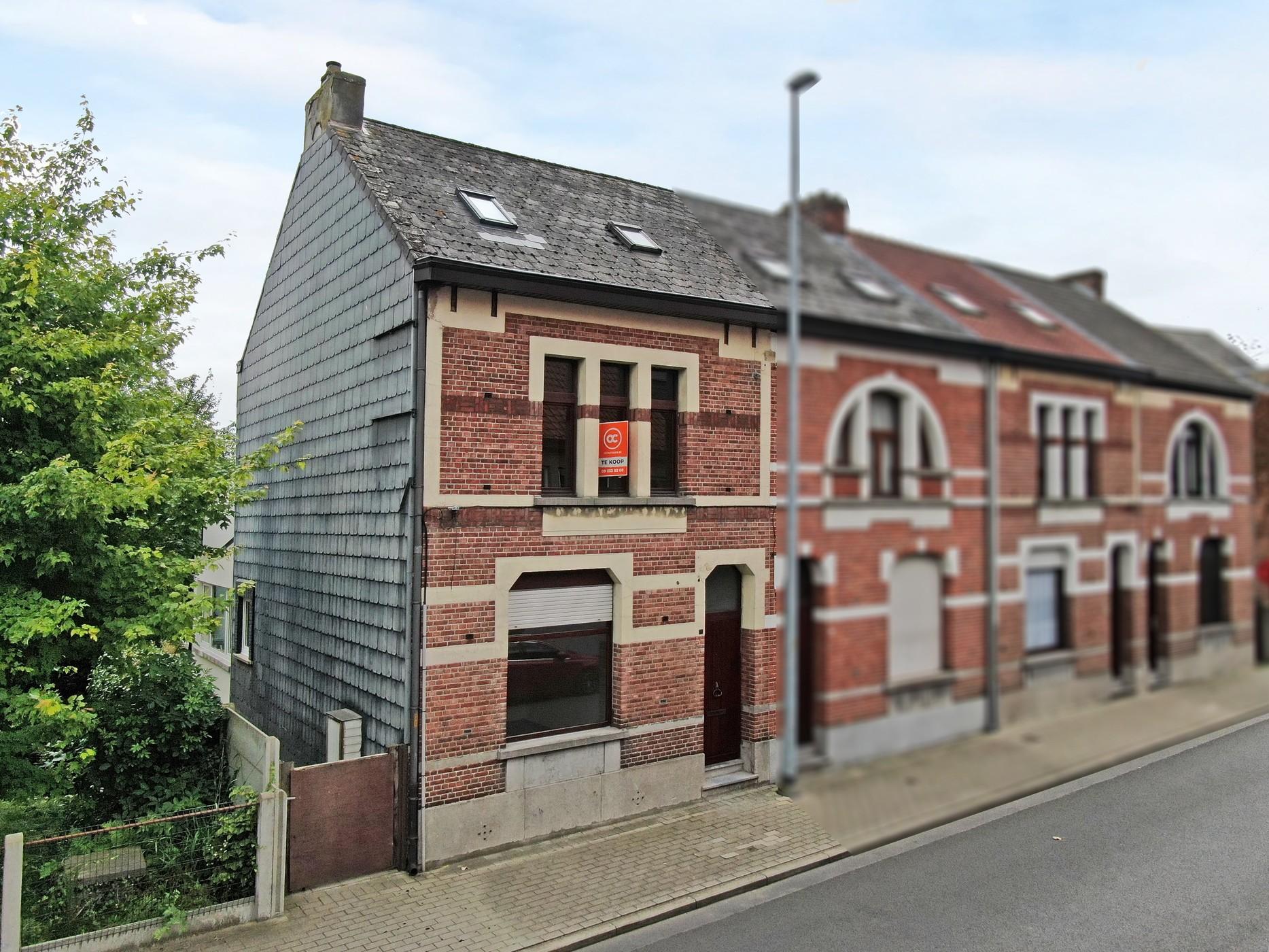 Herenhuis met 3 slaapkamers en tuin te Dendermonde!