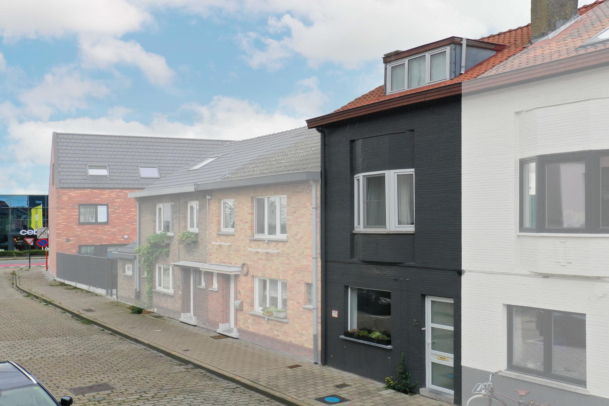 Recent gerenoveerde woning met zonnige stadstuin