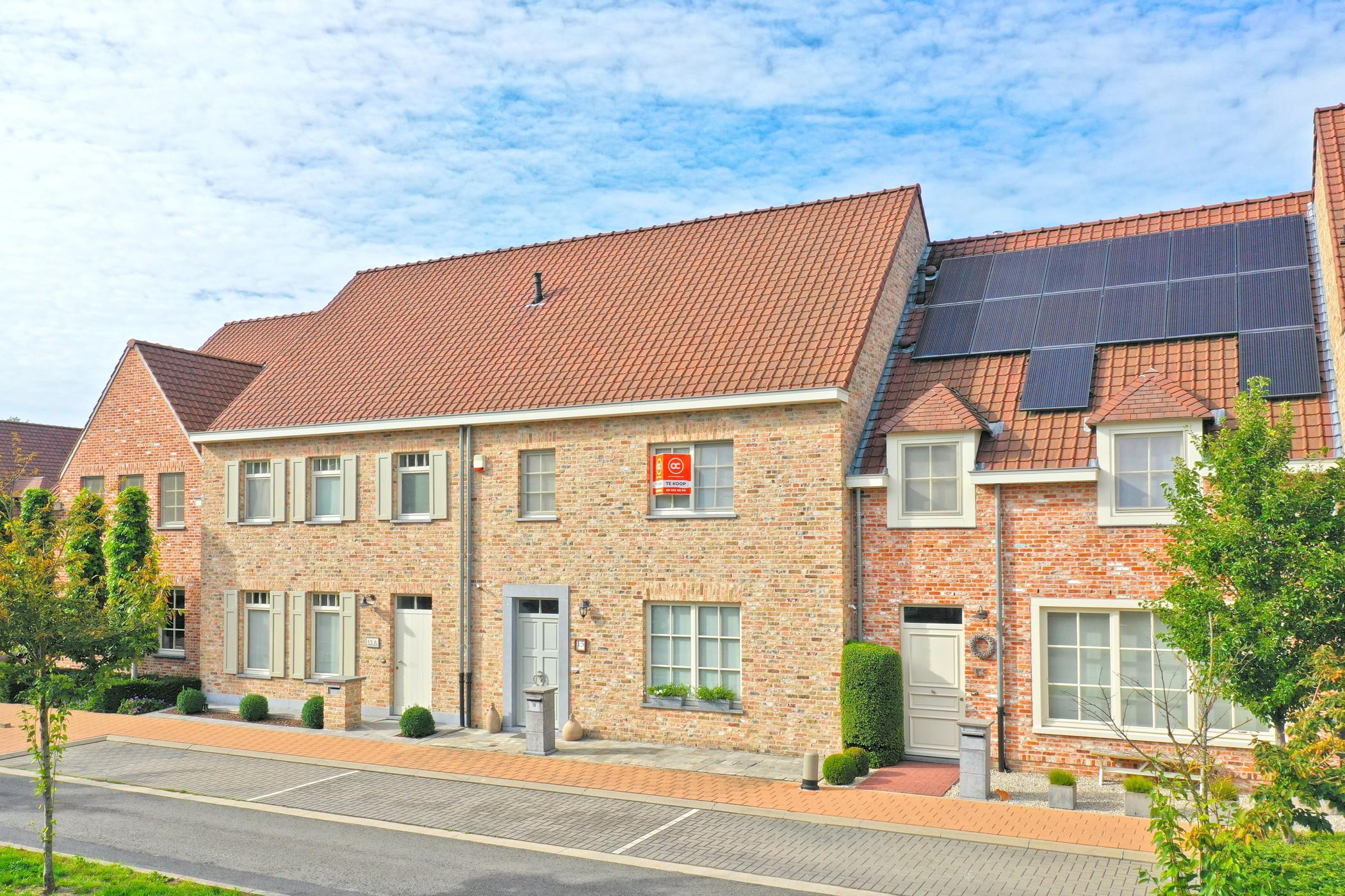 Prachtige cottagewoning op toplocatie in Waregem