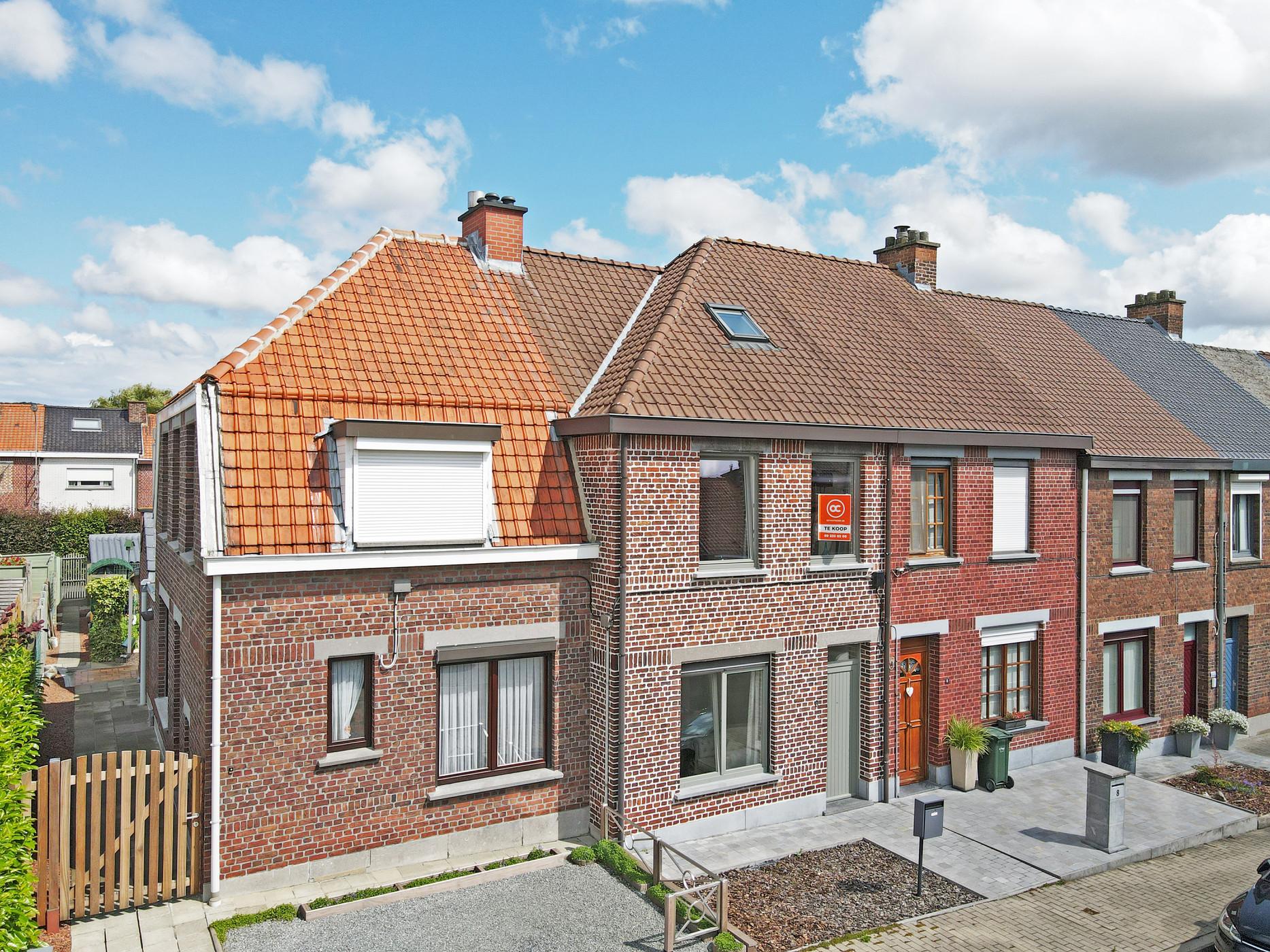 Gerenoveerde woning (2011) met 3 slaapkamers nabij het Muziekbos
