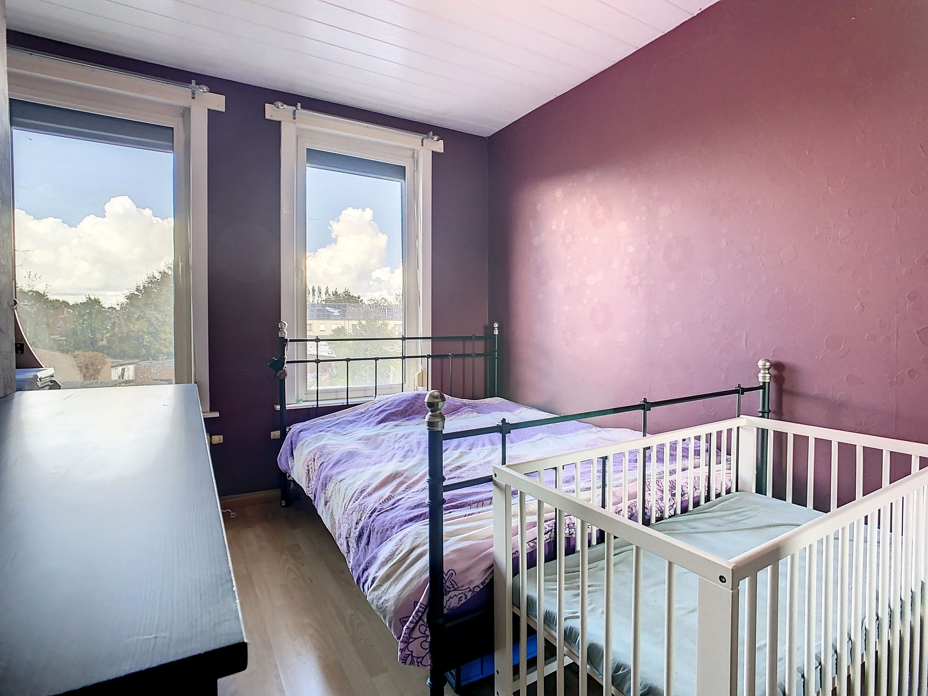 Gezellige woning met 3 slaapkamers en tuin nabij het centrum van Beveren
